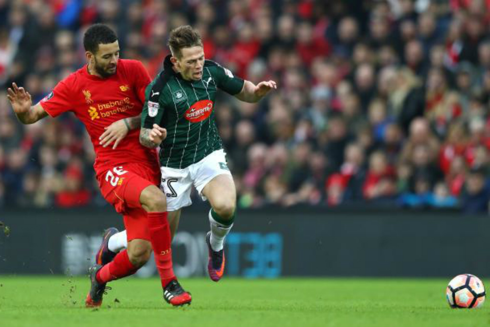 Liverpool vs Plymouth Argyle